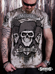 "Herren-T-Shirt ""Combat Brotherhood"""