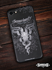 "Hülle für Smartphone iPhone ""Phenomenon Of Baphometh"""