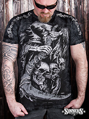 "Herren-T-Shirt ""Angel of Death"""