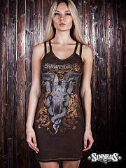 "Damen Kleid ""Phenomenon Of Baphomet"""