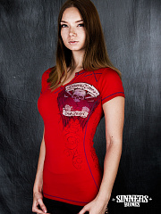 "T-Shirt Women's ""Dark Angel"""