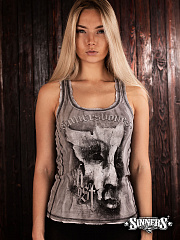"Frauen A-Shirt ""Ghost"""